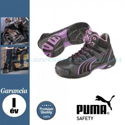 Puma Stepper Wns Mid S3 HRO SRC Női Védőbakancs