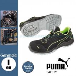 Puma Fuse TC Green S1P ESD SRC Védőcipő