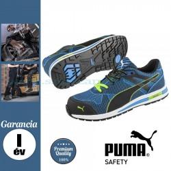 Puma Blaze Knit Low S1P HRO SRC védőcipő