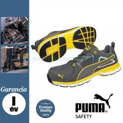 Puma Pace 2.0 Yellow low S1P ESD HRO SRC munkavédelmi cipő