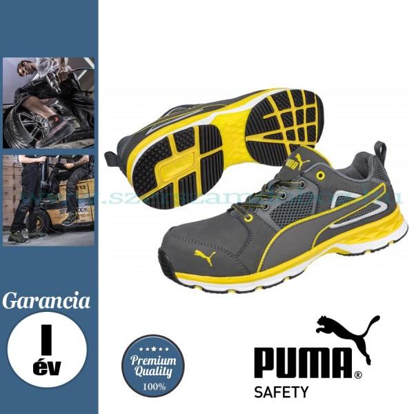 le dernier 9360e 24872 Puma Pace 2.0 Yellow low S1P ESD HRO SRC munkavédelmi cipő Cipőméret 38
