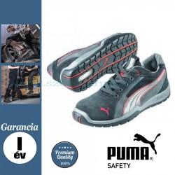 Puma Dakar Low S1P HRO SRC Védőcipő