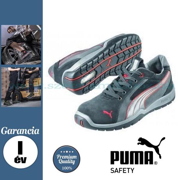 nouveau produit 2d377 9d5b1 Puma Dakar Low S1P HRO SRC Védőcipő