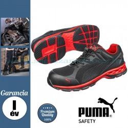 Puma Fuse Motion 2.0 Red low S1P ESD HRO SRC munkavédelmi cipő