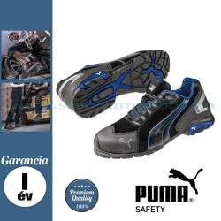 Puma Rio Black Low S3 Védőcipő