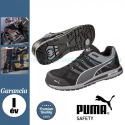 Puma Elevate Knit Black S1P ESD HRO SRC védőcipő