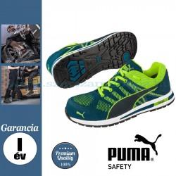 Puma Elevate Knit Green S1P ESD HRO SRC védőcipő