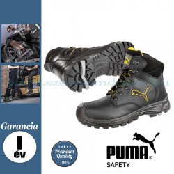 Puma Borneo Black Mid S3 HRO SRC Védőbakancs