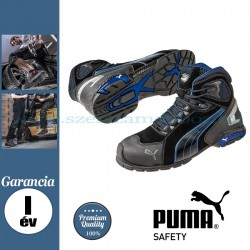 Puma Rio Black Mid S3 SRC Védőbakancs