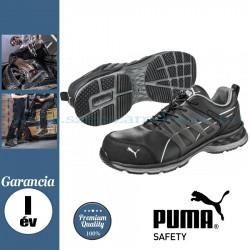 Puma Velocity 2.0 Black Low S3 ESD HRO SRC munkavédelmi cipő