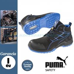 Puma Krypton Blue Mid S3 ESD SRC Védőbakancs