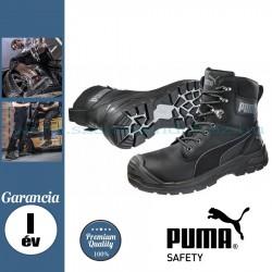 Puma Conquest BLK CTX High S3 WR HRO SRC védőbakancs