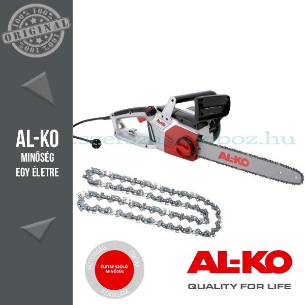 Al-KO EKS 2400/40 elektromos láncfűrész + Ajándék tartalék lánc