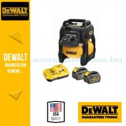 DEWALT DCC1054T2-QW 54V XR FLEXVOLT akkus kompresszor