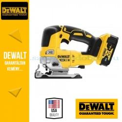 DEWALT DCS334P2-QW 18V XR szénkefementes akkus dekopírfűrész