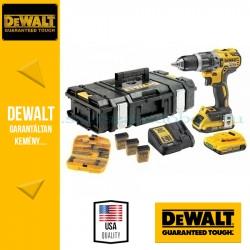 DEWALT DCK796D2KX-QW 18V akkus fúró-ütvefúró-csavarbehajtó