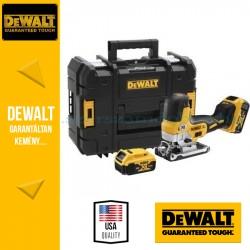 DEWALT DCS335P2-QW 18V XR kefe nélküli dekopírfűrész