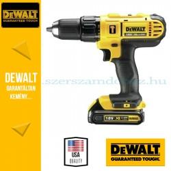 DEWALT DCD776S2T-QW 18V akkus ütvefúró-csavarozó