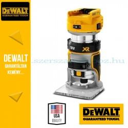 DEWALT DCW600N-XJ 18V XR kefe nélküli felsőmaró alapgép