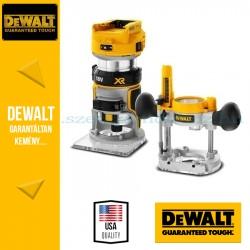 DEWALT DCW604N-XJ 18V XR Li-ion felsőmaró alapgép