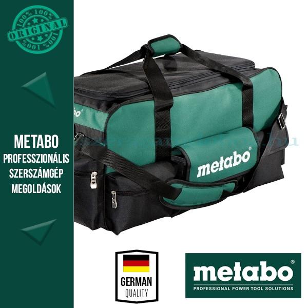 Metabo szerszámostáska nagy