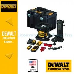 DEWALT DCE080D1RS-QW 18V XR Tool Connect önbeálló forgólézer piros