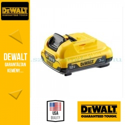 DEWALT DCB124-XJ 12V XR 3.0Ah akkumulátor