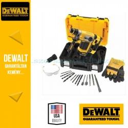 DEWALT D25417KT-QS 32mm SDS-Plus fúró-vésőkalapács