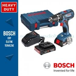 Bosch GSB 18-2-LI Plus akkus ütvefúró-csavarozó