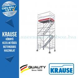 Krause Stabilo Professional gurulóállvány, 5500-as sorozat - ötszintes - mezőhossz 2,00 m