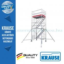 Krause Stabilo Professional gurulóállvány, 5500-as sorozat - négyszintes - mezőhossz 2,00 m
