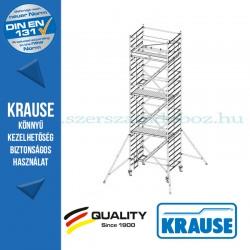 Krause Stabilo Professional gurulóállvány, 5500-as sorozat - háromszintes - mezőhossz 2,00 m