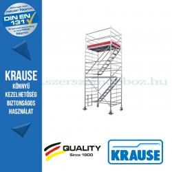 Krause Stabilo Professional gurulóállvány, 5500-as sorozat - kétszintes - mezőhossz 2,00 m
