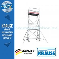 Krause Stabilo Professional gurulóállvány, 5000-es sorozat - háromszintes - mezőhossz 3,00 m