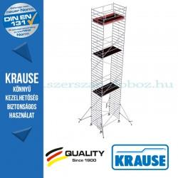 Krause Stabilo Professional gurulóállvány, 5000-es sorozat - háromszintes - mezőhossz 2,50 m