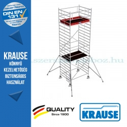 Krause Stabilo Professional gurulóállvány, 5000-es sorozat - kétszintes - mezőhossz 2,50 m