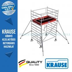 Krause Stabilo Professional gurulóállvány, 5000-es sorozat - egyszintes - mezőhossz 2,50 m