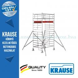 Krause Stabilo Professional gurulóállvány, 5000-es sorozat - egyszintes - mezőhossz 2,00 m