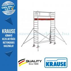 Krause Stabilo Professional gurulóállvány, 1000-es sorozat - egyszintes - mezőhossz 3,00 m