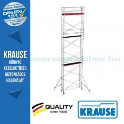Krause Stabilo Professional gurulóállvány, 1000-es sorozat - háromszintes - mezőhossz 2,50 m