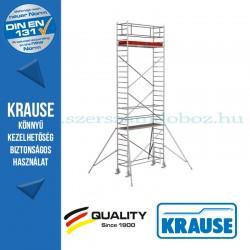 Krause Stabilo Professional gurulóállvány, 1000-es sorozat - kétszintes - mezőhossz 2,50 m