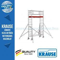 Krause Stabilo Professional gurulóállvány, 1000-es sorozat - egyszintes - mezőhossz 2,50 m