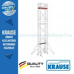 Krause Stabilo Professional gurulóállvány, 1000-es sorozat - háromszintes - mezőhossz 2,00 m