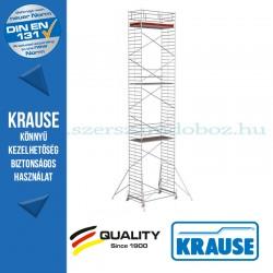 Krause Stabilo Professional gurulóállvány, 500-as sorozat - háromszintes - mezőhossz 3,00 m