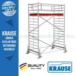 Krause Stabilo Professional gurulóállvány, 500-as sorozat - egyszintes - mezőhossz 3,00 m