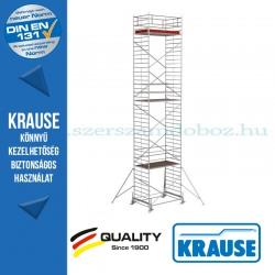 Krause Stabilo Professional gurulóállvány, 500-as sorozat - háromszintes - mezőhossz 2,50 m