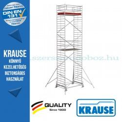 Krause Stabilo Professional gurulóállvány, 500-as sorozat - kétszintes - mezőhossz 2,50 m