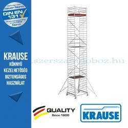 Krause Stabilo Professional gurulóállvány, 500-as sorozat - háromszintes - mezőhossz 2,00 m