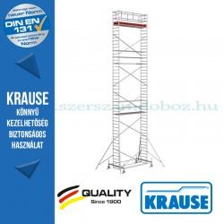Krause Stabilo Professional gurulóállvány, 100-as sorozat - Három szintes - mezőhossz 3,00 m