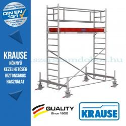 Krause Stabilo Professional gurulóállvány, 100-as sorozat - egyszintes - mezőhossz 3,00 m